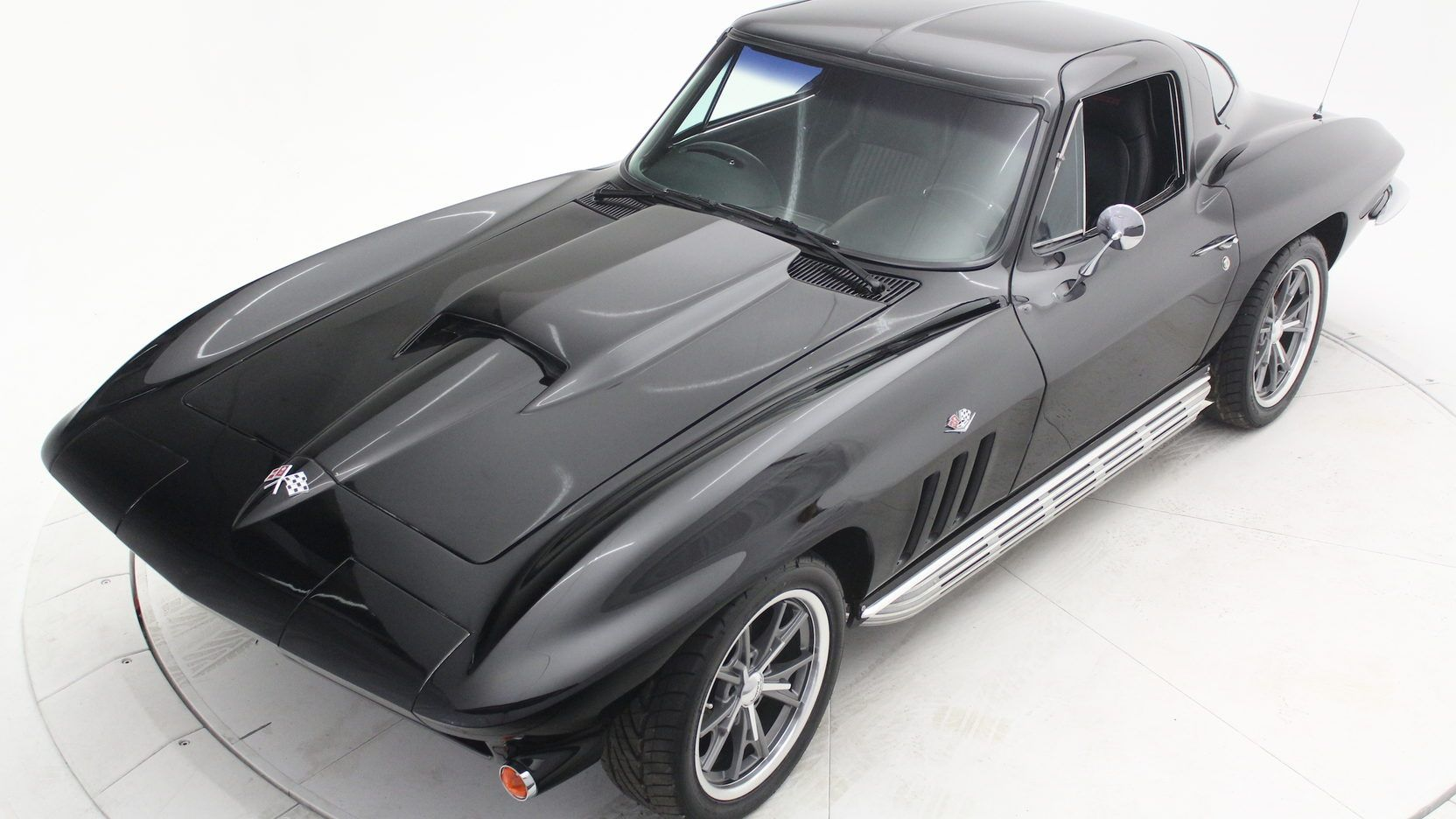 1965 Chevrolet Corvette Resto Mod Presented As Lot S205 1 At