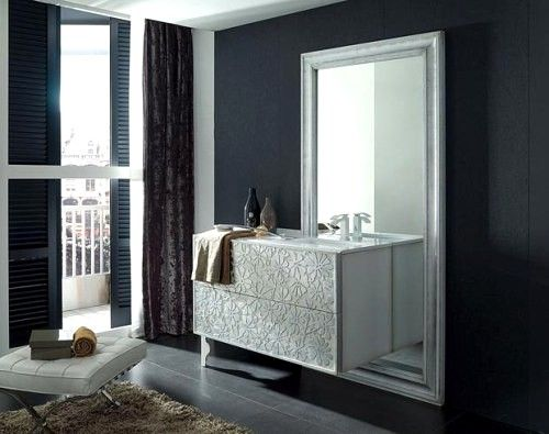 Ba os actuales con muebles modernos interior design for Banos actuales decoracion