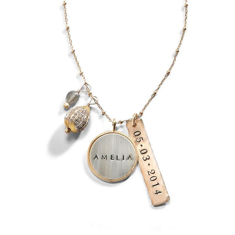 Personalized jewelry Three Sisters Jewelry Design Jewels