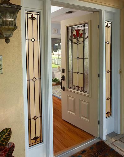 exterior door glass inserts with blinds. odl makes door glass, screen doors, blinds for entry doors. exterior glass inserts with