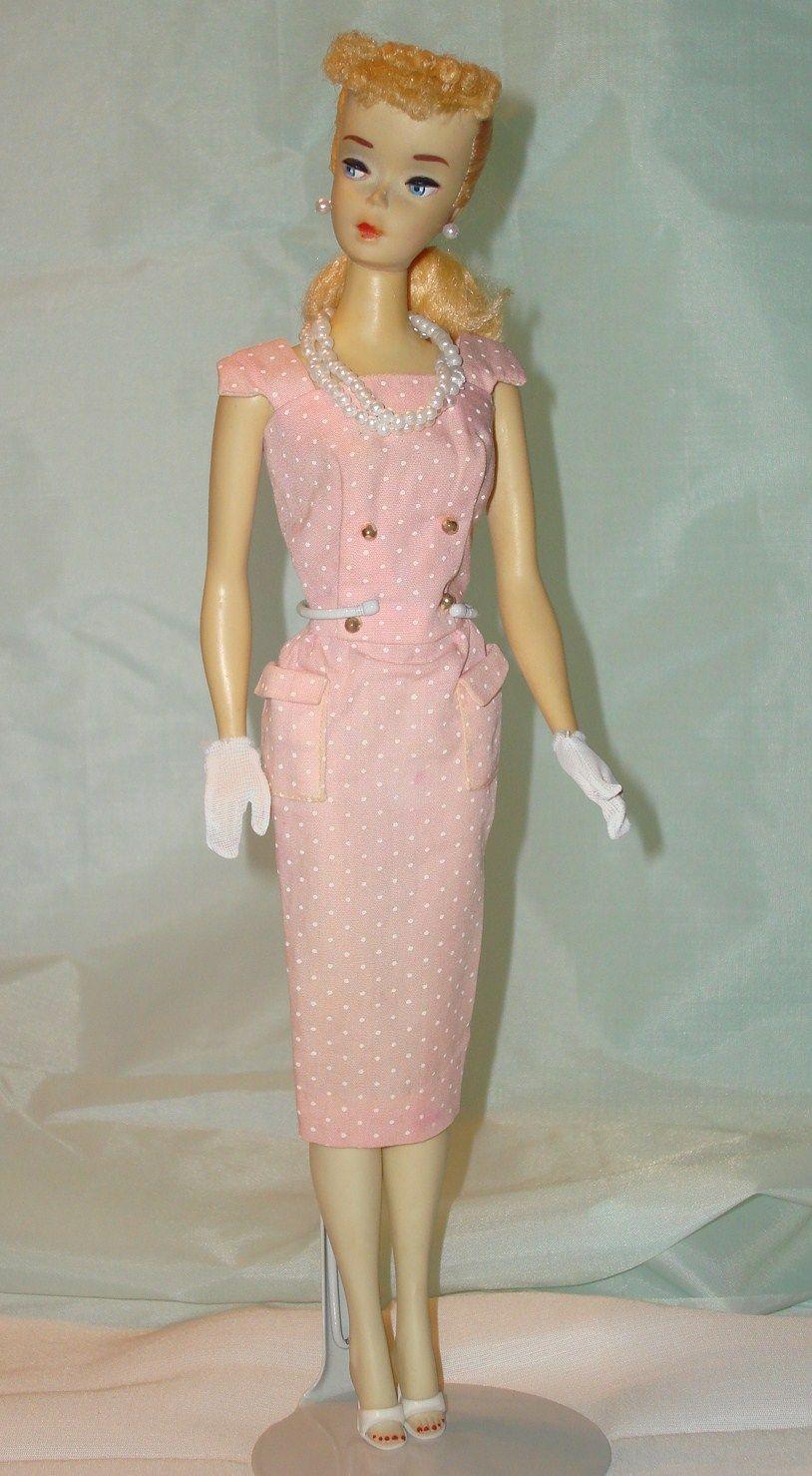 Barbie de 1960