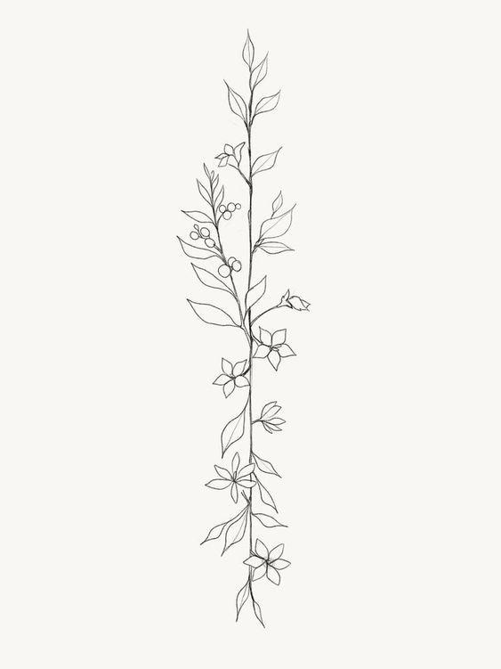 50 Arm floral Tattoo Designs für Frauen 2019 – Seite 19 von 50 #Tattoo – Flow …  Embroidery #flowertattoos – flower tattoos designs