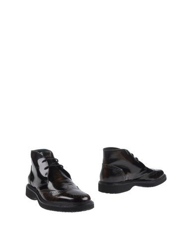 HOGAN Ankle Boot. #hogan #shoes #ankle boot