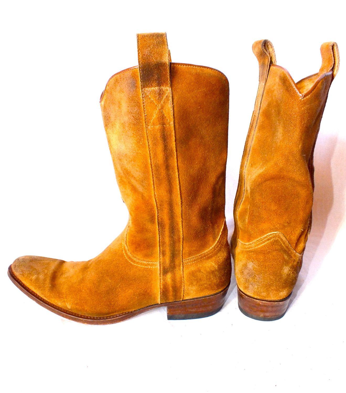 Tan Suede Van Style Shoe