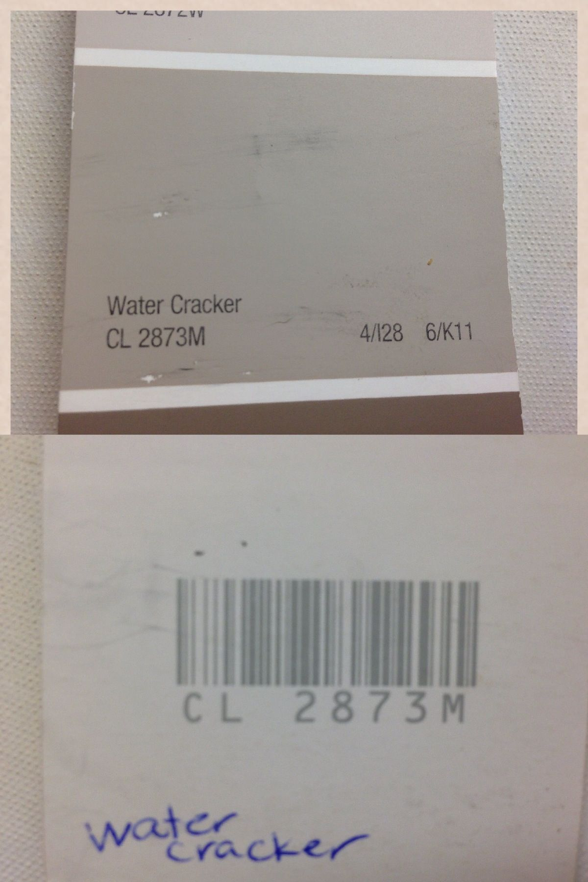 Water Cracker Paint Color For Walls Will Repaint In Some