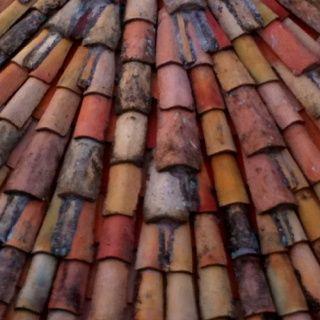 Montanarosepainter Roof Tiles Terracotta Color