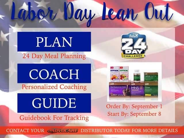 I will PERSONALLY coach and guide you through this with accountability calls, recipe planning, etc! Email acciochampions@gmail.com or order!!