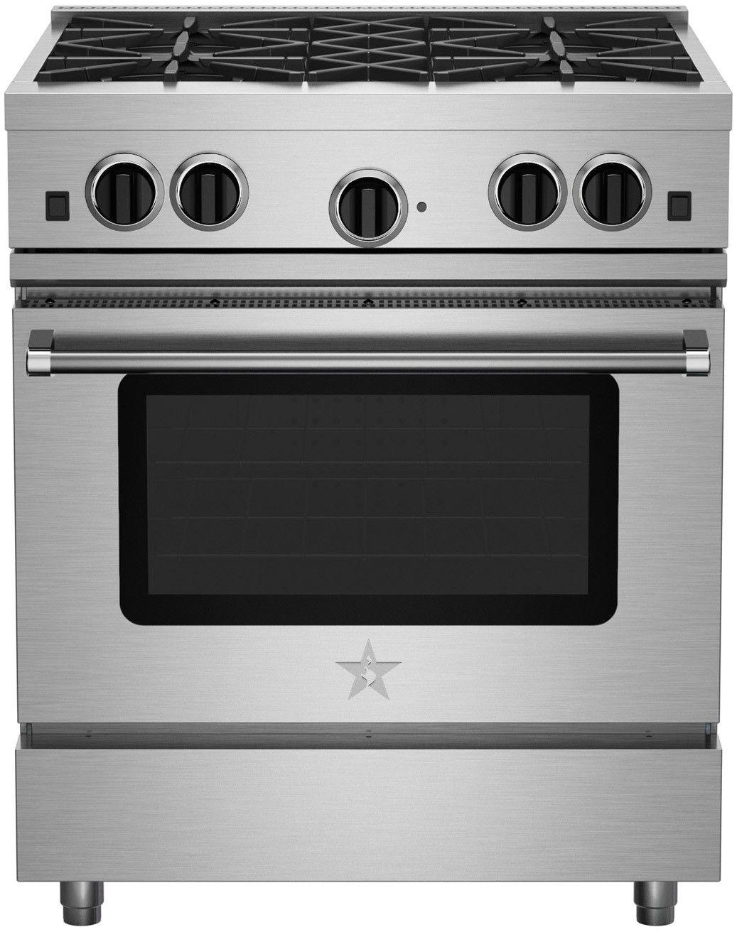 Bluestar Culinary Series Rcs304bv2ng Convection Oven Countertop Convection Oven Gas Range