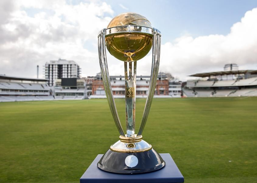 Who Will Win This Trophy World Cup Fixtures Cricket World Cup World Cup Trophy