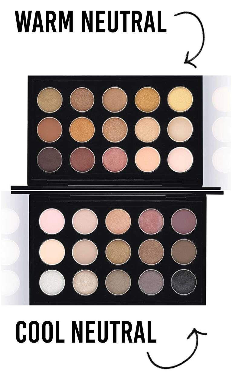 Guía Completa Paletas De Maquillaje Profesional Mac Para Ojos Eyeshadow Makeup Eyeshadow Pallets Mac Eyeshadow