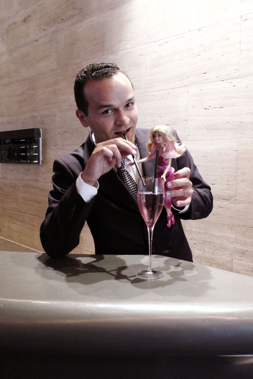 #Barbie loves Andrea Rella, Responsabile The Park Bar #VFNO