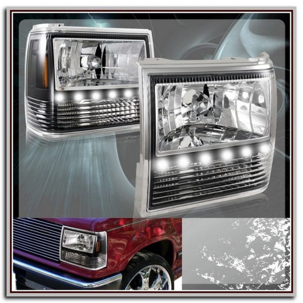 1990 Ford Ranger Headlights 10
