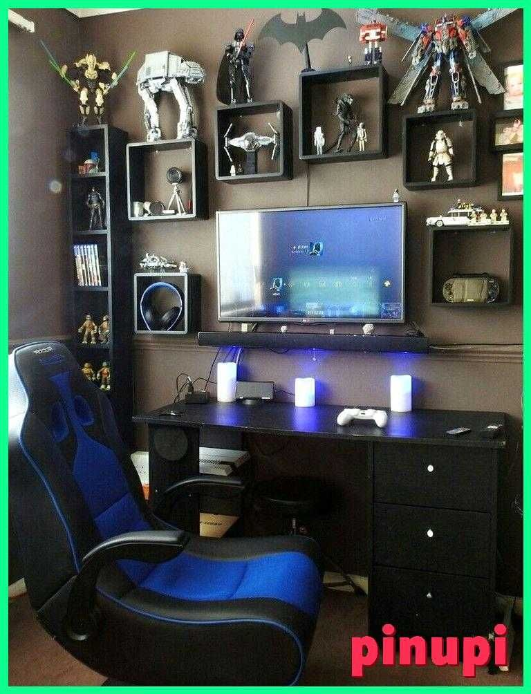 30 Cool Ultimate Game Room Design Ideas Small Game Rooms Boys