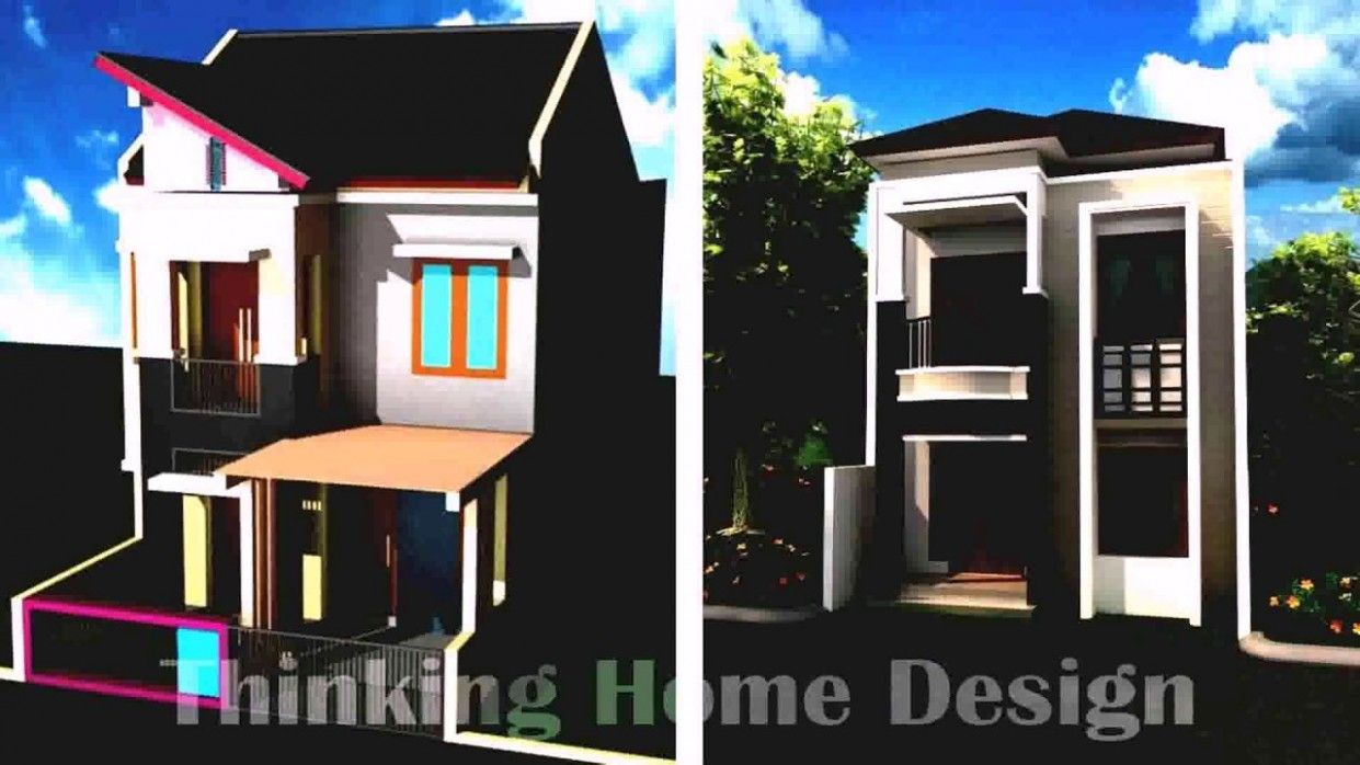 Tiny House Designs In India Bungalow Design Tiny House Design Two Story House Design