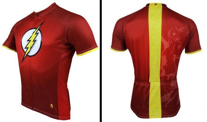 Superhero Cycling Jersey