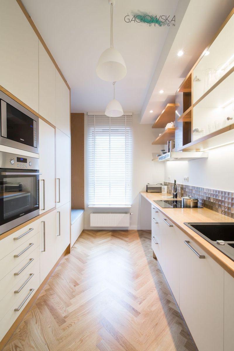 Dluga Jasna Kuchnia Gackowska Design Kitchen Design Architecture House Home