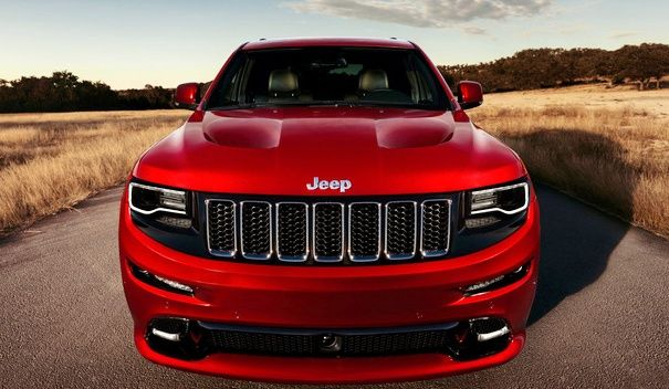 Jeep Grand Cherokee Srt Trackhawk Reportedly Faster Than The Porsche Cayenne Turbo S But Wait This Is Still A Rumor The Hellca Jeep Grand Cherokee Srt Jeep Grand Cherokee 2013 Jeep