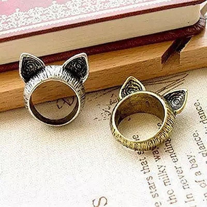 Cat Patronus Ring