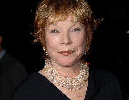 """I don't do like diva trips and stuff."" ~ Shirley MacLaine"