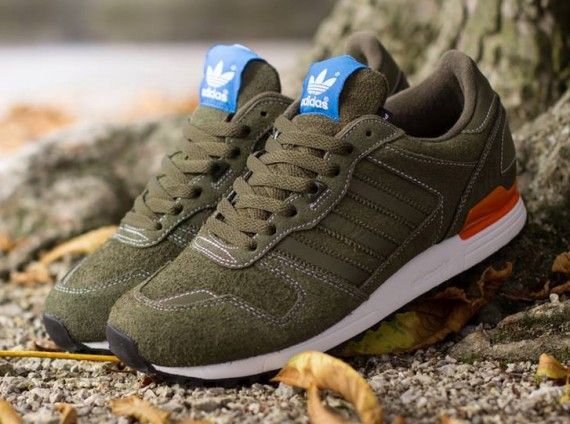 13feafac6 adidas Originals ZX 700 – Oak – Orange – Running White. Find this Pin and  ...