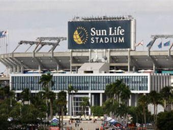 Miami Sun Life Stadium 2269 NW 199th St, Miami Gardens, FL 33056
