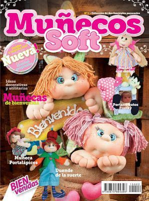 Resultado de imagen para muñecos soft navideños picasa