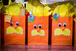 Lorax bags