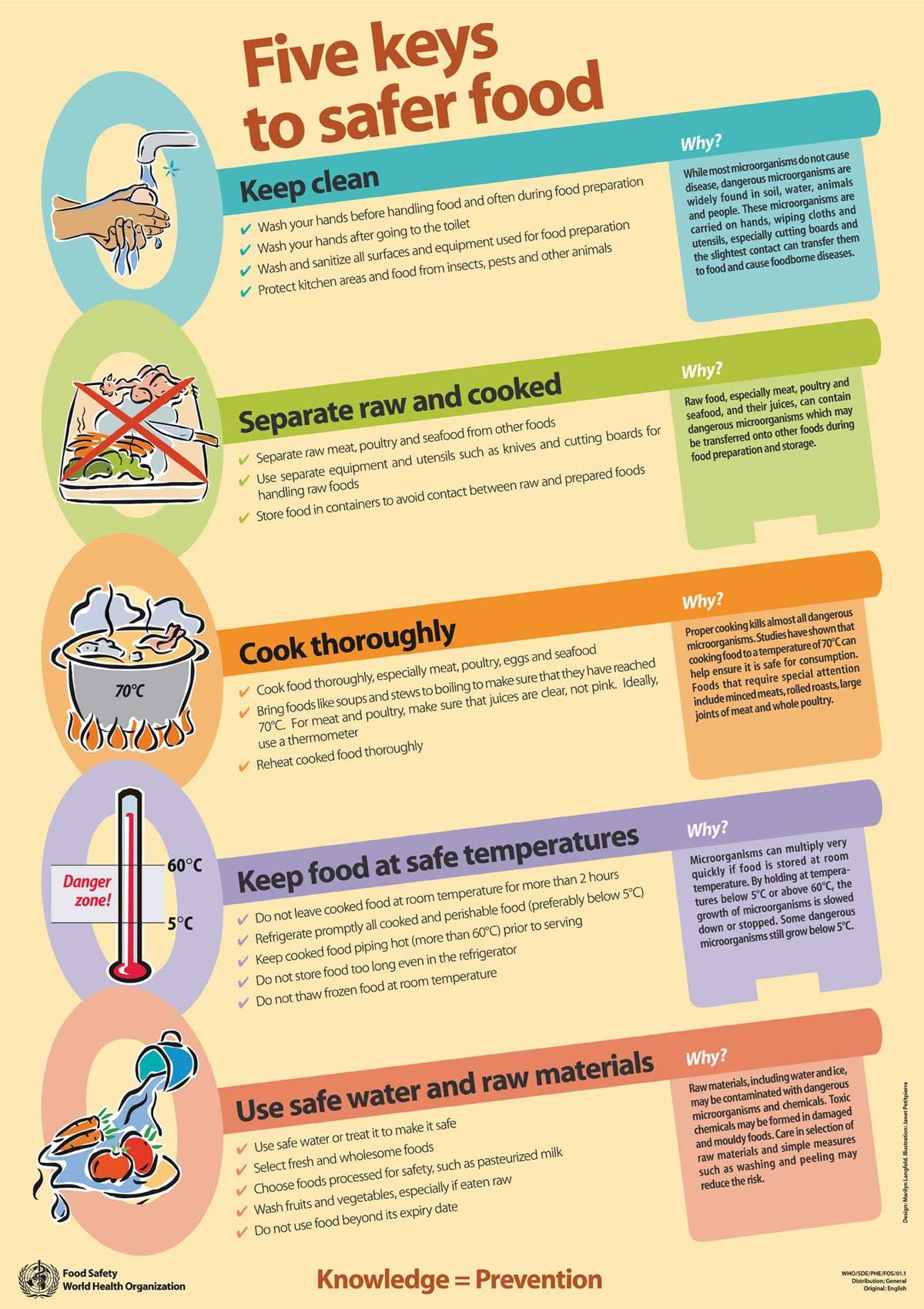Haccp Küchenhygiene Hygiene And Safety In The Kitchen Poster Szukaj W Google
