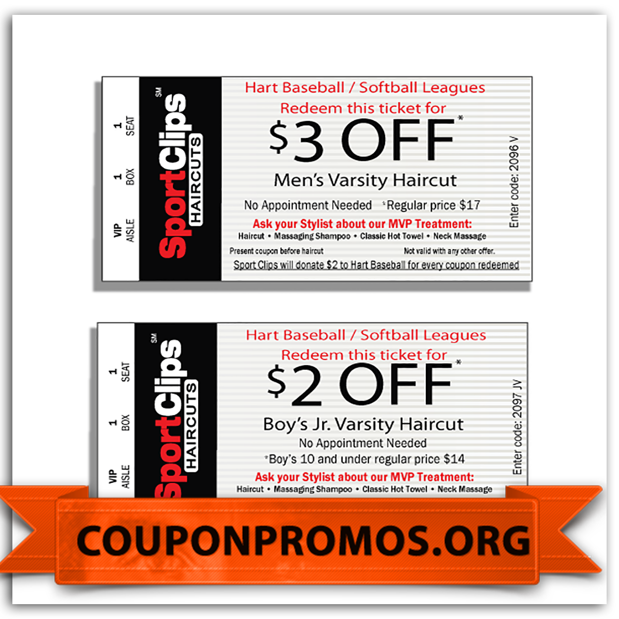 Free Printable Coupon For Sports Clips For November December