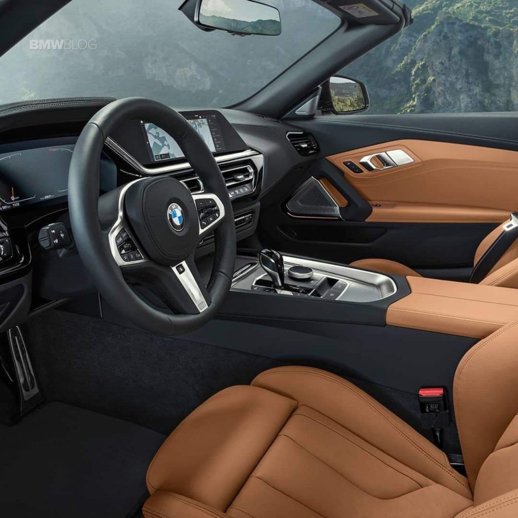 First Official Videos New Bmw Z4 G29 In Grey In 2020 Bmw Z4 Bmw Suv Bmw Z4 Roadster