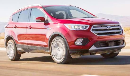 2018 Ford Escape Hybrid Review