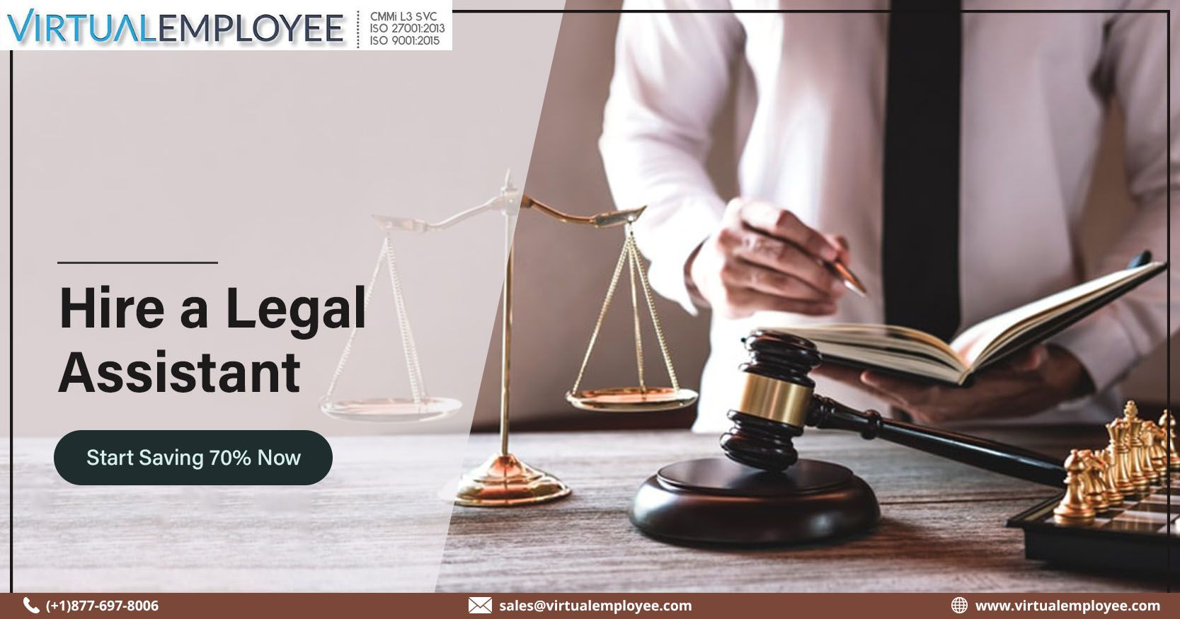 Legal assistants play an important role in every business