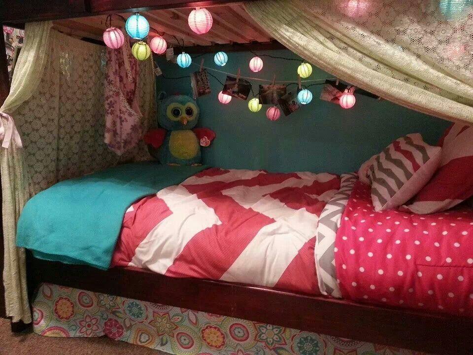 Bottom Bunk Bed Bunk Bed Curtains Girls Bunk Beds Bunk