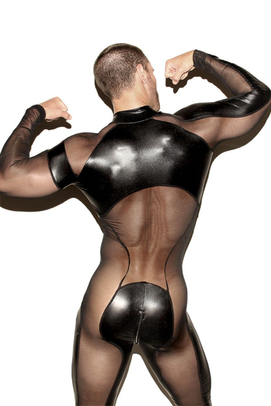 image Suit fetish men gay he039s shortly out of his