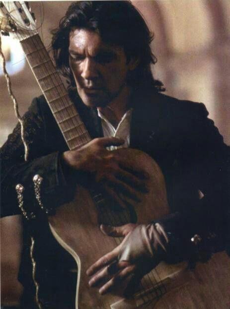 Antonio Banderas Oh Yes Most Handsome Actors Musician Portraits Handsome Actors
