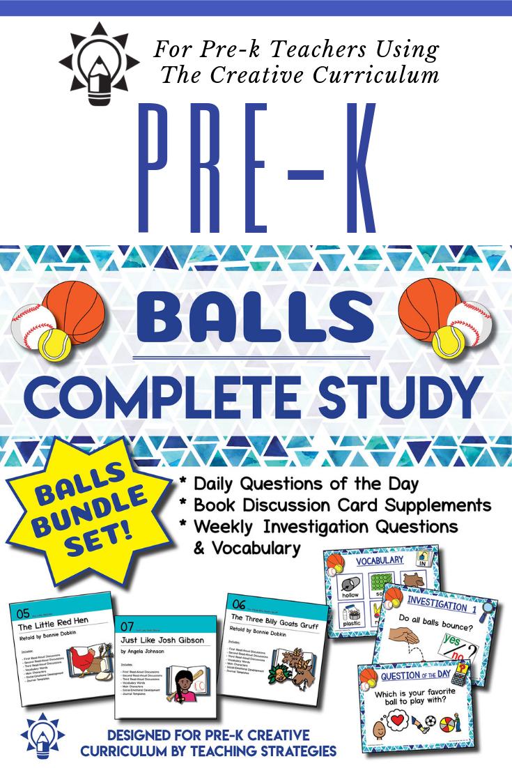 Teaching Strategies Gold Balls Study Preschool Activities Teaching Strategies Gold Creative Curriculum Creative Curriculum Preschool