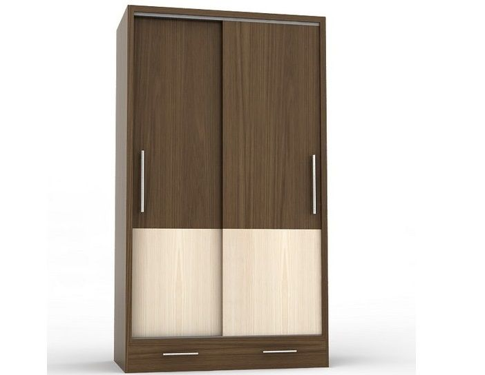Two Door Sliding Wardrobe With A Drawer Id545 Sliding Two Door Wardrobes Designs Wardrobe Designs Sliding Wardrobe Wardrobe Door Designs Wardrobe Design