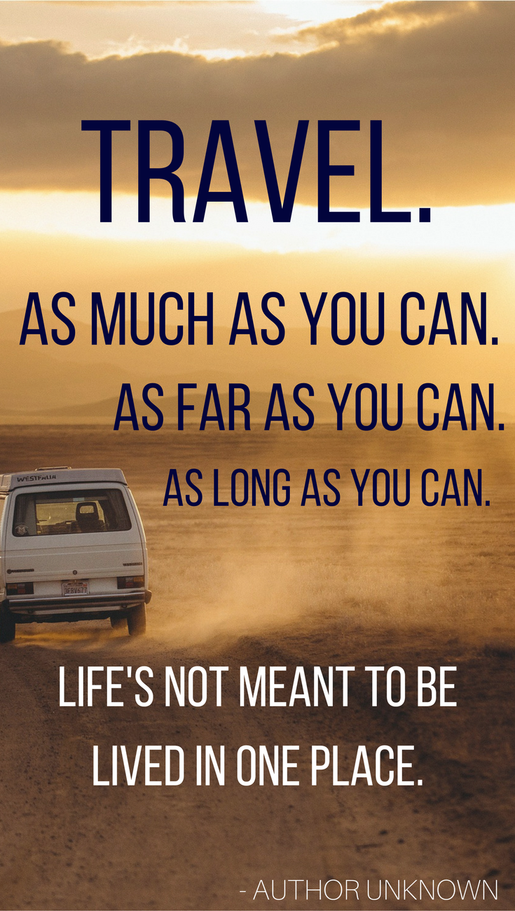 "Worlds Best Quotes The World's Very Best Travel Quotes ""travel As Much As You Can"