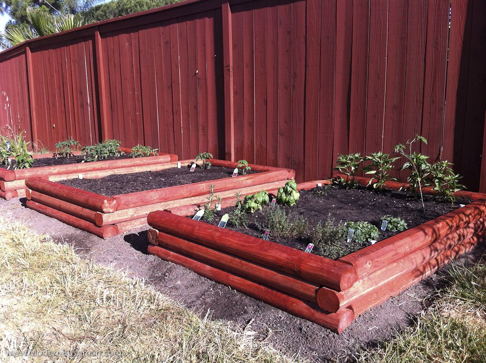 how to build a vegetable garden. Planted Raised Bed Vegetable Garden - I Need A Do-over! How To Build