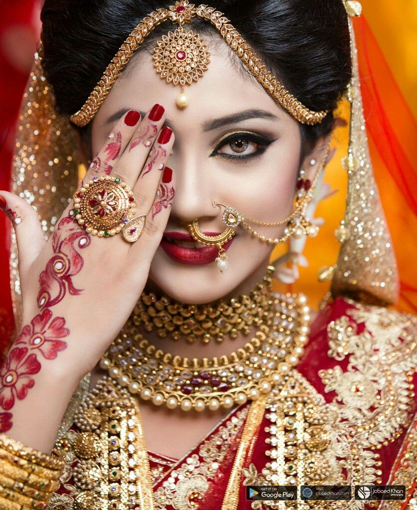 Makeup....z *NSpice2018 Indian wedding couple