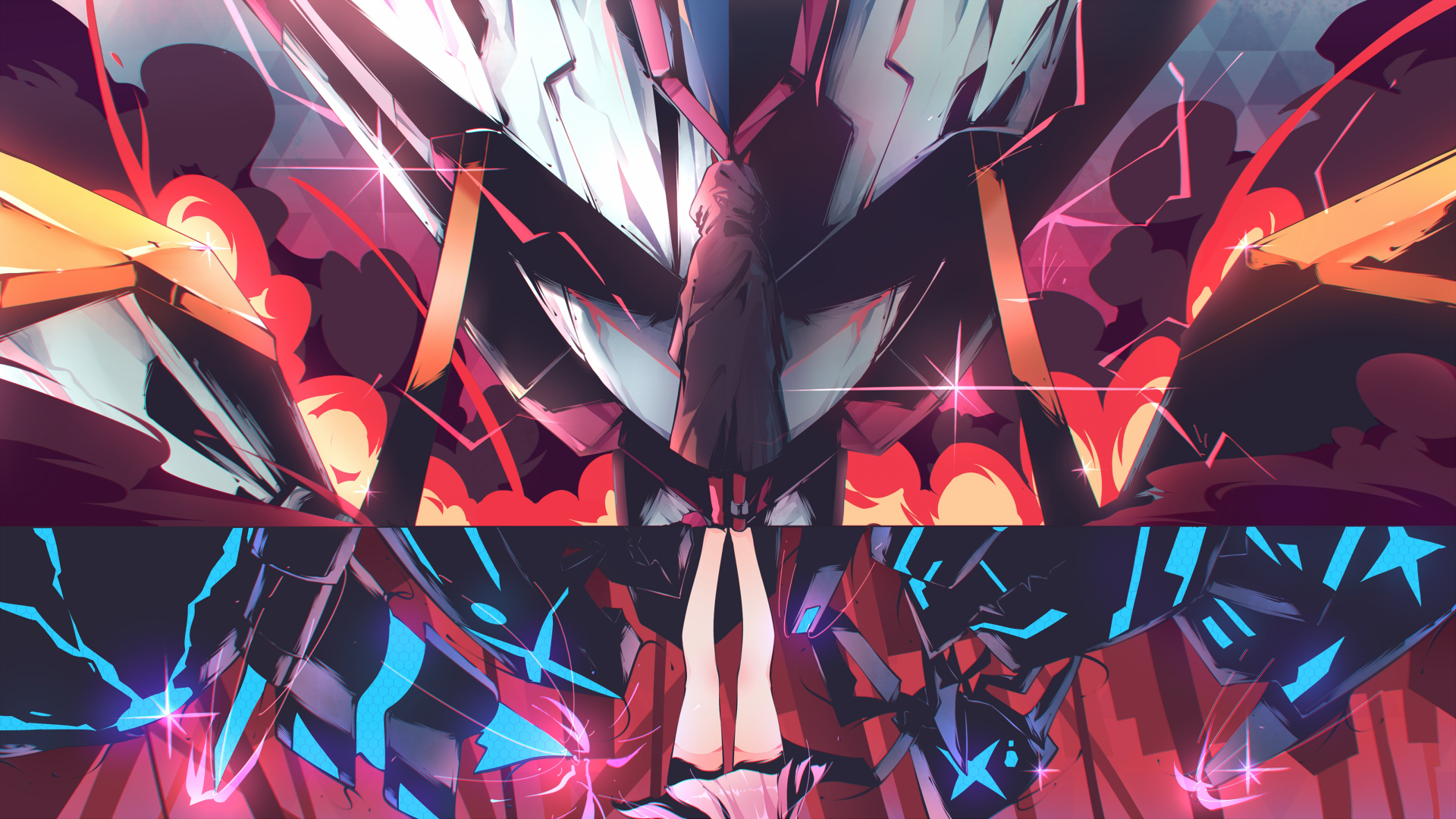 Anime 1920x1080 anime anime girls darling in franxx Zero