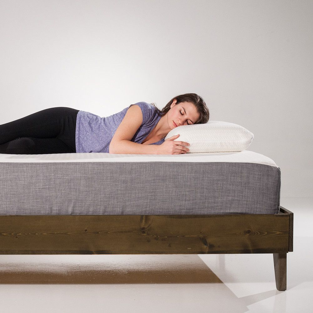 North American Pine Artisan Bed Frame