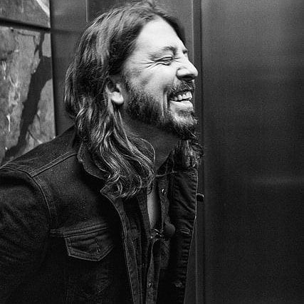 sn't Dave Grohl one of the coolest guys in the rock industry