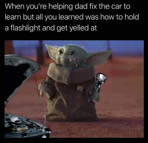 27 Awesome Baby Yoda Memes To Lighten Your Day Page 5 Of 5 Lol Why Yoda Meme Yoda Funny Funny Images