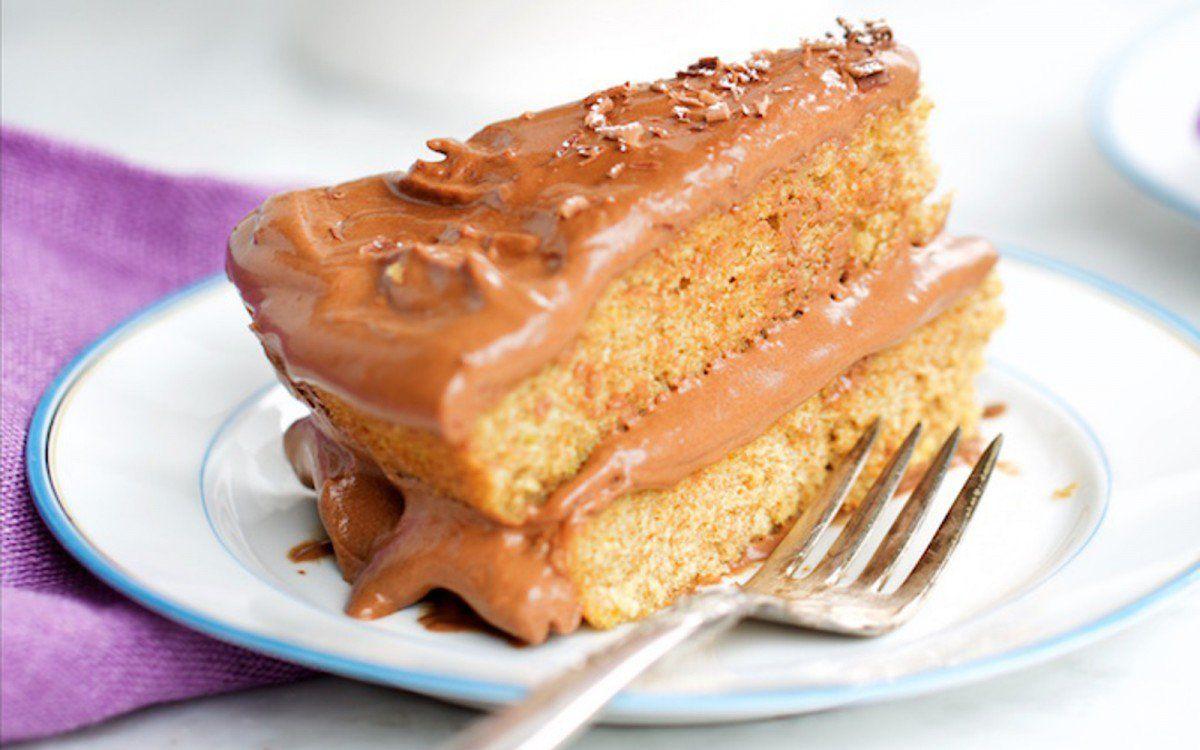 Chocolate Orange Cake [Vegan] | One Green Planet