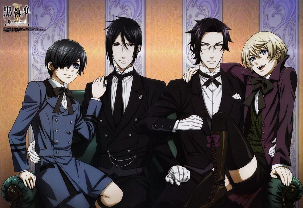 Why Kuroshitsuji 2 Needs a Stage Play - Anime on Stage