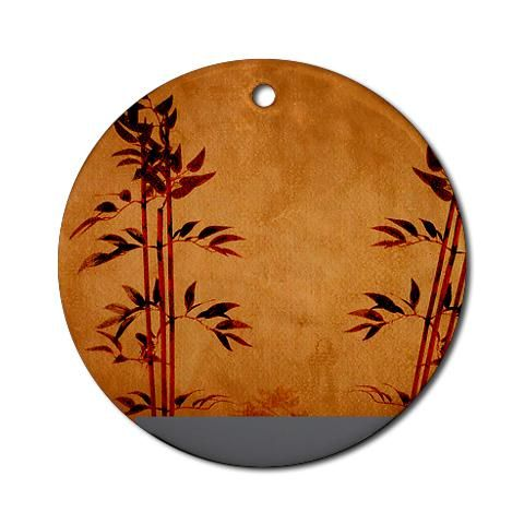 Bamboo Paper Ornament Round Vintage Round Ornament by CafePress. Instantly accessorize bare wall-space with our Round Ornament. Makes great room or office accessories, fun favors for birthday parties, wedding or baby shower Ornaments, or adding a unique, special touch to gift-wrapped packages. Comes with its own festiv Vintage Round Ornament Instantly accessorize bare wall-space with our Round Ornament. Makes great room or office accessories, fun favors for birthday parties, wedding or baby…
