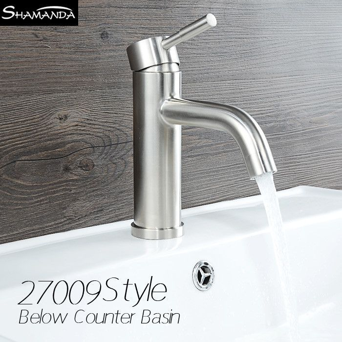 Arrival Sus304 Stainless Steel Nickle Basin Faucet Various Styles ...