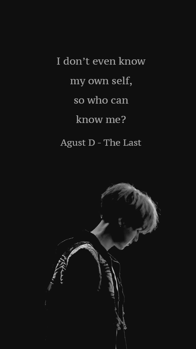 Agustd The Last Wallpaper Bts Wallpaper Lyrics Bts Lyrics