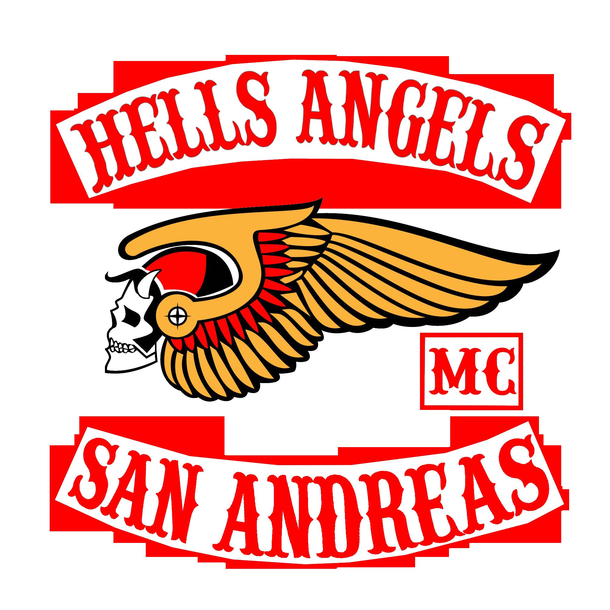 Hells Angels Patches Mc  Biker